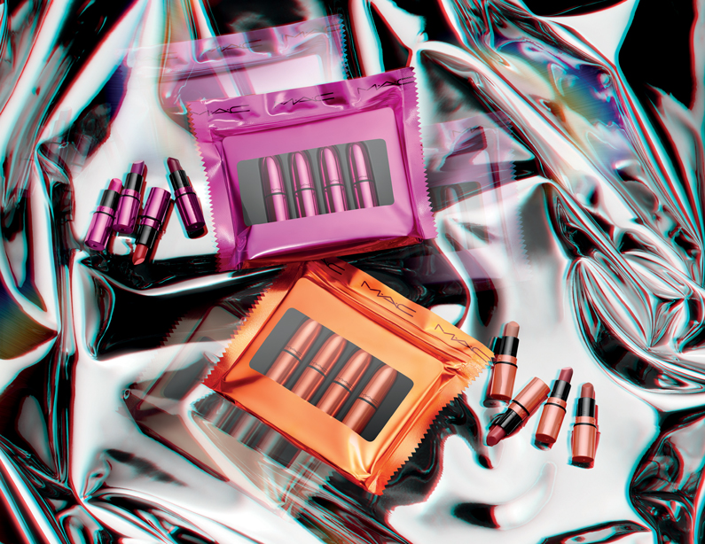 MAC Shiny Pretty Things kerstmakeup collectie 2018